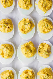 Classic Whole30 Deviled Eggs - The ...