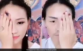 this video shows the power of makeup 3