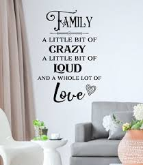 Scrapbook Your Home With Family Decals Wall Decor Plus More