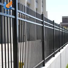 Modern Steel Fence Design Philippines