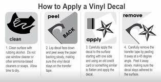 Instructions For Customer Vinyl Sticker Vinyl Vinyl Decals Wall Decal Sticker