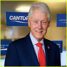 Bill Clinton Photos, News, and Videos | Just Jared