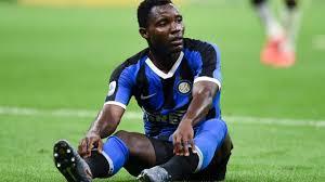 Kwadwo Asamoah Close To Leaving Inter Amid Links To Reading, Italian Media  Claims
