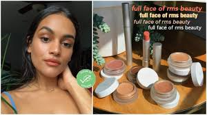 full face of rms beauty clean beauty