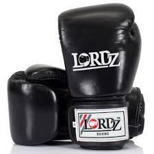 lordz punching bag gloves leather