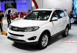 chery tiggo 5 debuts at the 2016