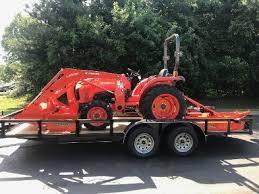 kubota tractor package deal