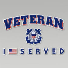 Uscg Veteran I Served Decal