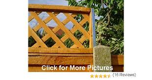 Postfix Fence Height Extension Arms Pair Trellises No Trellis Included Gardening Garden Outdoors Gardening