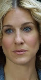 carrie bradshaw makeup season 1