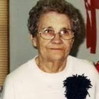 Obituary   Mary Louise Angles   Peery & St. Clair Funeral Home