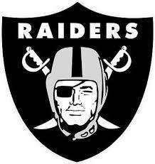 Oakland Raiders Cornhole Board Decal 1 Set 2 Decals 19 99 Picclick