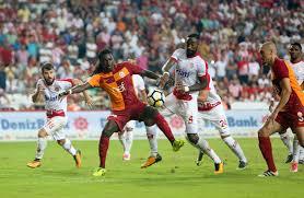 Antalyaspor 1-1 Galatasaray maçı geniş özeti ve golleri izle ...