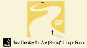 Bruno Mars - Just The Way You Are (Remix) feat. Lupe Fiasco - YouTube