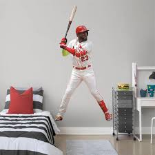 Marcell Ozuna St Louis Cardinals Fathead Life Size Removable Wall Decal