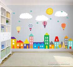 City Wall Decals Wall Decals Nursery Nursery Wall Decal Etsy Baby Wall Decals Nursery Wall Decals Kids Wall Decals