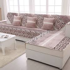 sectional sofa slip cover plush blanket