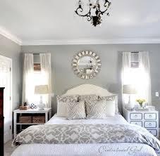 silver bedding contemporary bedroom