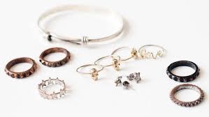 fix fake jewelry green rings tarnish