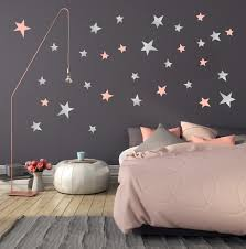 Star Wall Stickers Ireland Silver Ebay Not On The High Street Art Black And White For Nursery Etsy Baby Room Vamosrayos
