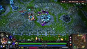 League Of Legends Gameplay Battle Video 1 Youtube