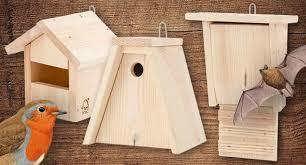 construire et installer des nichoirs
