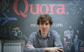 Adam D'Angelo: chief executive officer and co-founder of Quora ...