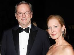 New York Times Profiles Eric Schmidt's Wife Wendy - Business Insider