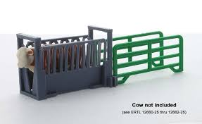 3d To Scale Livestock Squeeze Chute Kit