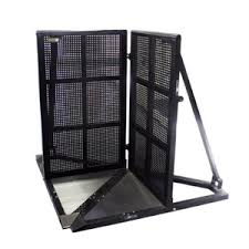 Shanghai Aluminum Crowd Control Barrier For Outdoor Concert From China Manufacturer Shanghai Chleh Exhibit Industry Ltd