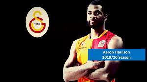 Aaron Harrison ☆ Highlights Season 2019/20 ☆ Galatasaray ...