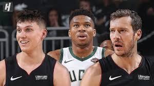 Miami Heat vs Milwaukee Bucks - Full Game Highlights | October 26, 2019 |  2019-20 NBA Season - YouTube