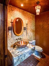 spanish style bathroom small bathroom
