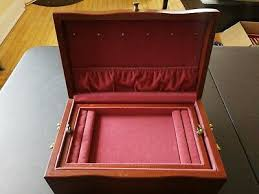 vine wooden jewelry box eureka reed