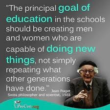 pin by mrfuehr on teacher quotes jean piaget learning theory
