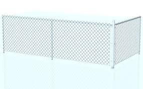 Modular Chain Link Fence Model Set Poser And Daz Studio Fposerworld 3d Model Content Store For Poser And Daz 3d Studio