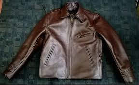 jackets vintage horsehide leather