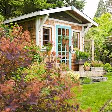 a gallery of garden shed ideas better