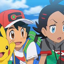 """Series: """"Pokémon"""" 2019, capítulo 2: Ash y Gou se encuentran por ..."""