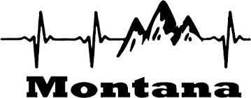 Montana Mountains Heartbeat Ekg Window D Buy Online In Albania At Desertcart