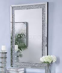 nie console table w mirror set