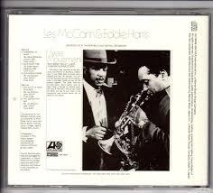 ヤフオク! - 1324【CD】Les McCann & Eddie Harris/レス・マ...