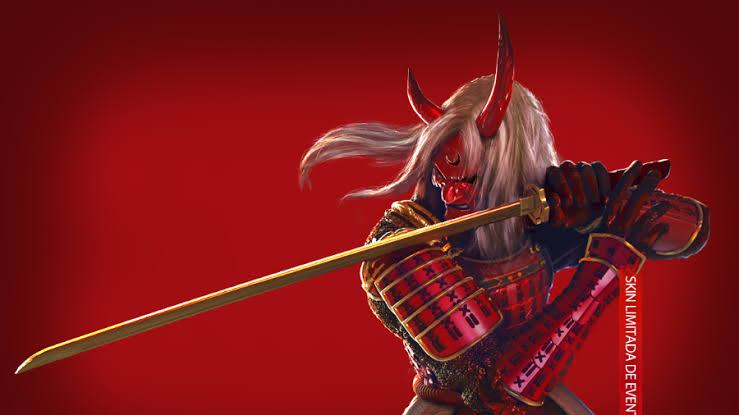 """Resultado de imagem para samurai zumbificado evento"""""""