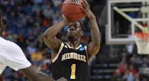 Jordan Aaron - 2013-14 - Men's Basketball - Milwaukee Athletics