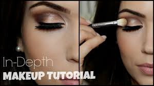 in depth eye makeup tutorial irish