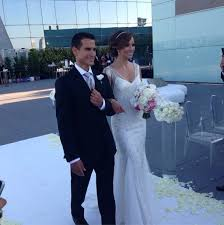 Satcha Pretto Of Univision's 'Despierta America' Weds Aaron Butler In  Barcelona [VIDEOS AND PHOTOS]