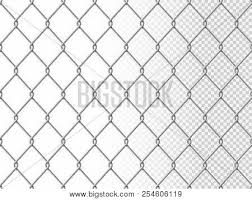 Realistic Chain Link Vector Photo Free Trial Bigstock