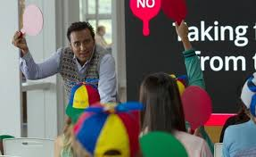 The Internship': Aasif Mandvi on the perks, quirks at Google HQ ...