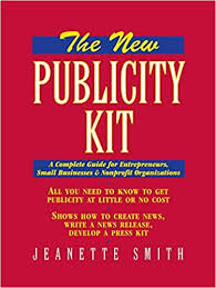 Amazon.com: The New Publicity Kit (9780471080145): Smith, Jeanette: Books