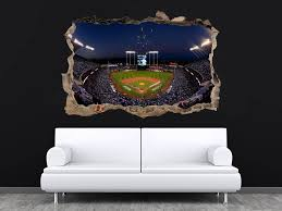 Pin On 3d Wall Decal Cities Stadiums
